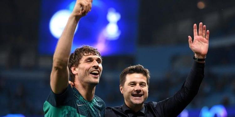 El Tottenham liquida al Manchester City y se medirá al Ajax