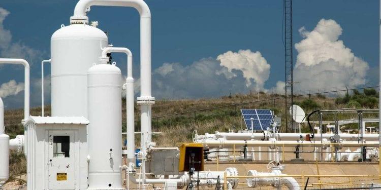 El gas mega Hub: Una visión con impacto