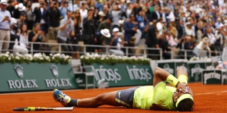 Nadal conquista su 12º Roland Garros tras derrotar a Thiem en cuatro sets