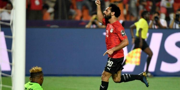 Salah brilla y Egipto ya está en octavos