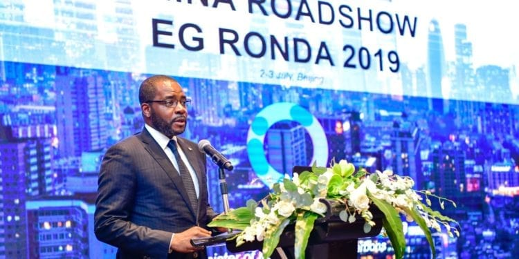 "Guinea Ecuatorial presenta la ""Ronda de Licencias de Guinea Ecuatorial 2019"" a los inversores asiáticos"