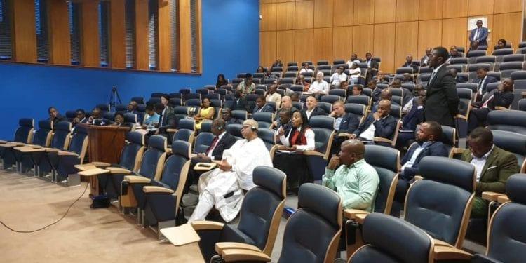 Reunión de alto Nivel sobre la implementación del nuevo Reglamento de Cambios del BEAC