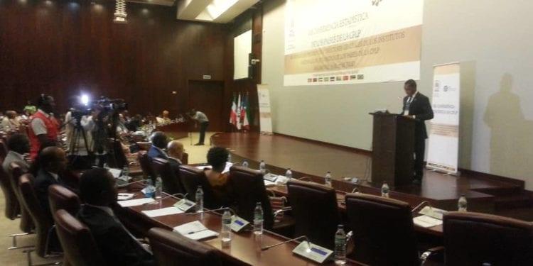 Se ha clausurado en Sipopo la Vlll Conferencia Estadistica de los países de la CPLP.