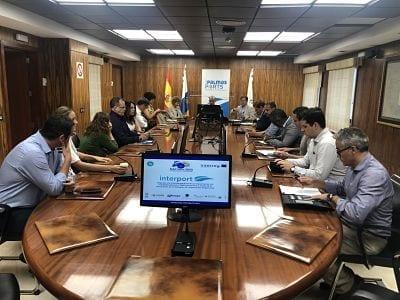 Representantes de empresas portuarias canarias se reúnen para abordar su participación en el O&G Meeting Day Malabo Service Industry