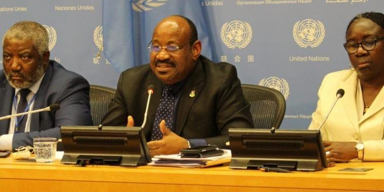 Entrevista al Embajador-Representante Permanente de Guinea Ecuatorial ante el Consejo de Seguridad de las Naciones Unidas, Anatolio NDONG MBA.