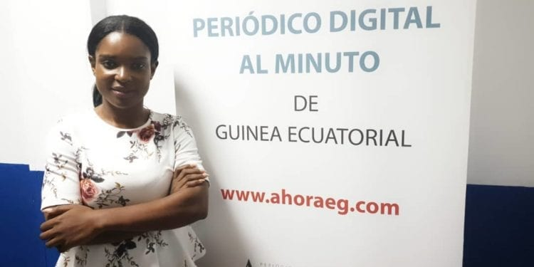"""""""Nuestro mayor reto es conseguir que la información llegue al minuto"""" Alejandra Jesabel NCHAMA, Directora General de AHORAEG"""