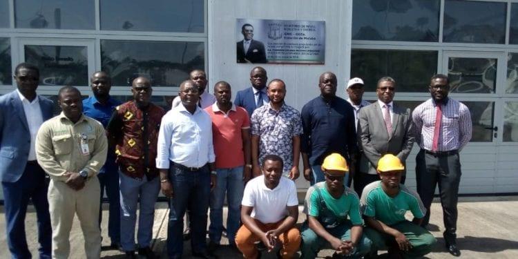 El Ministerio de Petróleo y Gas de Gabón interesado en las buenas prácticas del Contenido Nacional del Ministerio de Minas e Hidrocarburos de Guinea Ecuatorial.