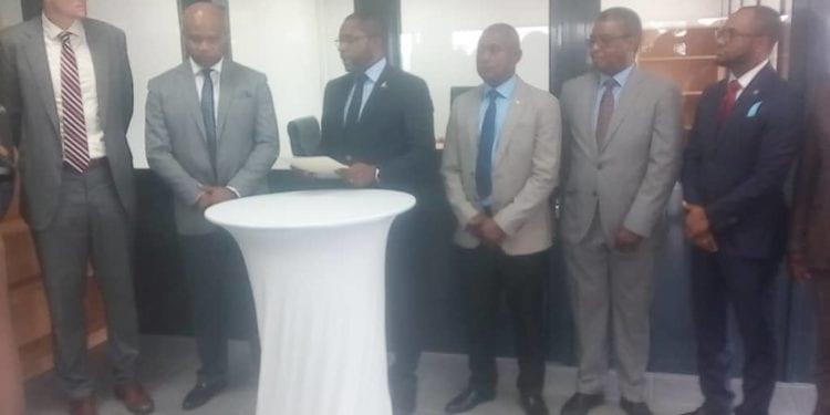 El Grupo Preparatorio de la EITI/ITIE Guinea Ecuatorial inaugura sus oficinas en Malabo