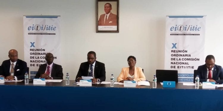 La Comisión Nacional del Grupo Preparatorio de la EITI Guinea Ecuatorial celebra en Mongomo su X Reunión Ordinaria