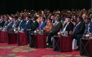 El Vicepresidente de la República asiste al Foro de diálogo de Infraestructuras Indonesia-Africa