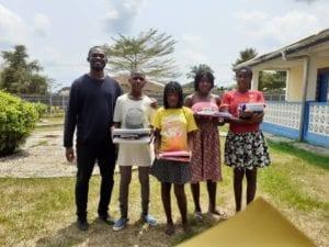 La Fundación Yotam concede un total de 33 becas a los estudiantes en la ciudad de Ebibeyin, para el curso escolar 2019/2020