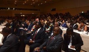 Guinea Ecuatorial participa en el VII Foro internacional de Tokio sobre el desarrollo en África en Japón.