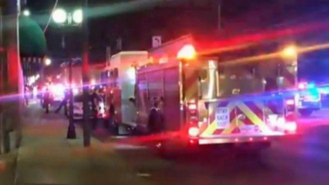 Al menos nueve muertos y 16 heridos en un nuevo tiroteo en Ohio, Estados Unidos