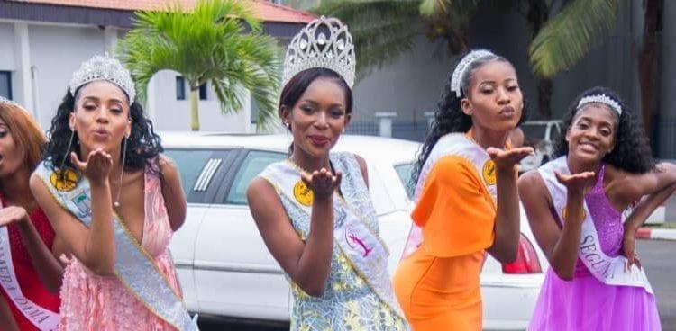 ¿Sabias por qué se ha elegido tres Misses en el certamen de Miss Guinea Ecuatorial de este año?