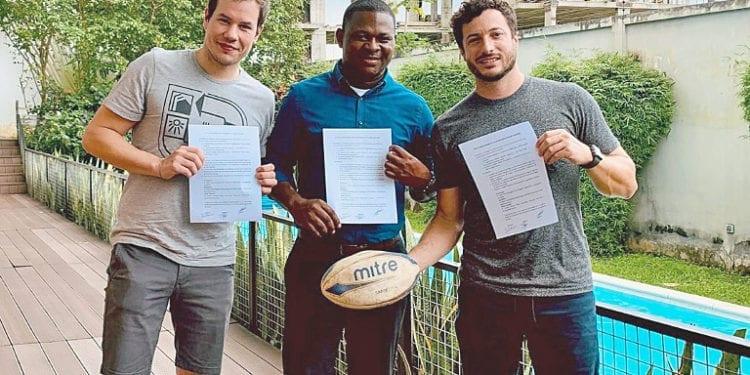 Sanrafaelino busca crear el primer club de rugby de Guinea Ecuatorial