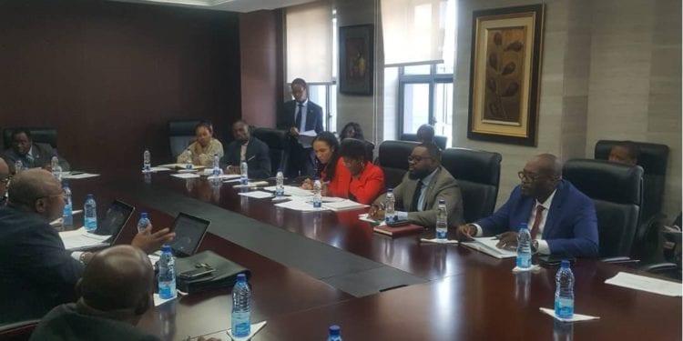 Una delegación del Banco Africano de Desarrollo se encuentra en Malabo para confirmar un programa de Préstamo 2020