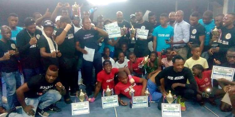 Deportivo Asumu Team rey del torneo Kick Boxing Guinea Ecuatorial 2019