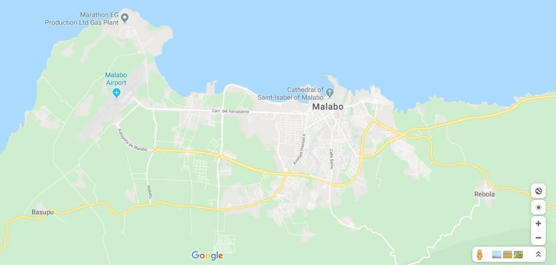 guinea ecuatorial capital