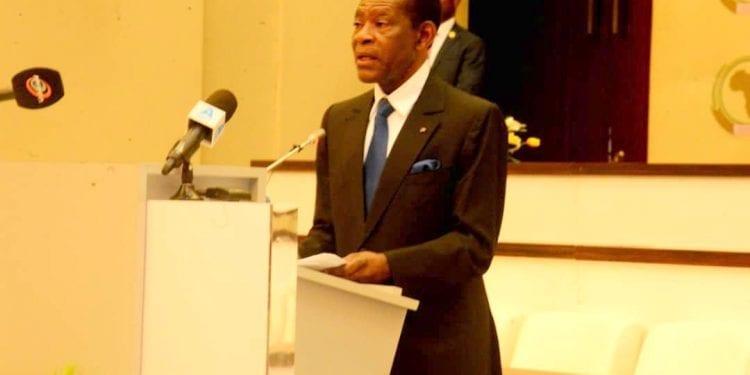 Apertura del Año Judicial 2020 en Guinea Ecuatorial