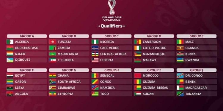 """Mundial de Qatar 2022: Guinea Ecuatorial jugará en el grupo """"B""""."""
