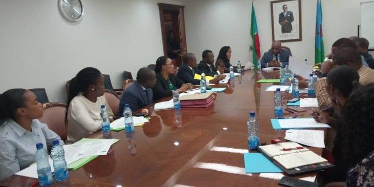 SONAPESCA y CENTRAMED conversan con el Comité de Reestructuración de las Empresas Públicas y Entidades Autónomas