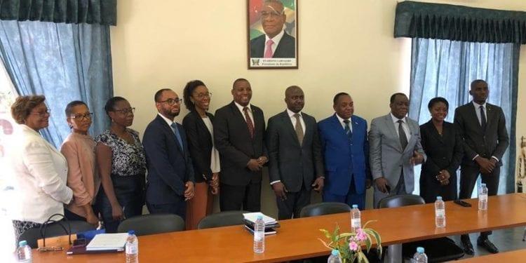 Una delegación de MMH visita la República de Sao Tome y Príncipe