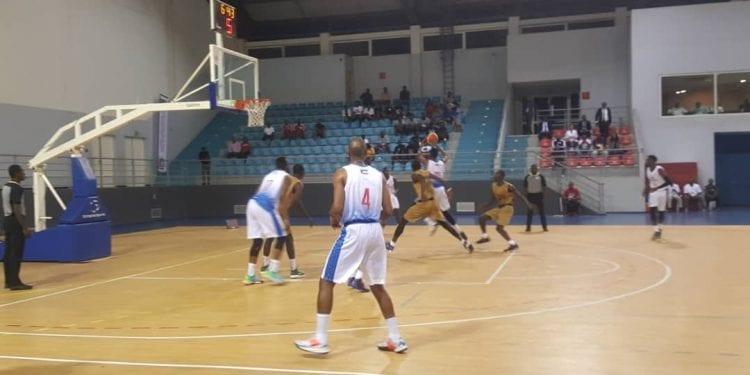 Hablamos del tercer encuentro perteneciente a la fase preliminar del torneo AfroBasket que los combinados de Guinea Ecuatorial, Gabón y Tchat,