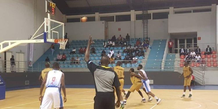 """El """"Nzalang Nacional"""" consigue su segunda victoria en la preliminar del Afro-basket 2021"""