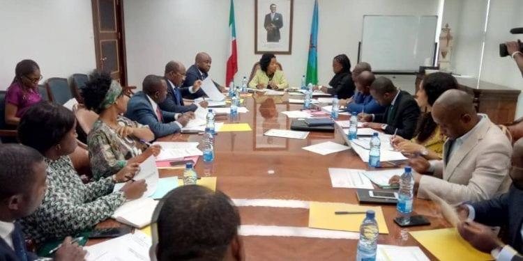El Comité Técnico de Coyuntura Macroeconómica del Ministerio de Hacienda, Economía y Planificación evalúa el estado de cumplimiento de las medidas de las 14 empresas públicas y entidades autónomas