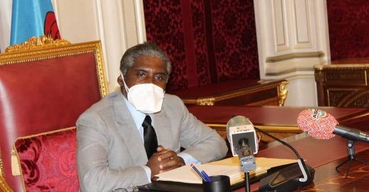 El Presidente del Comité Político pasa revista sobre la actualidad del Covid-19 en G.E