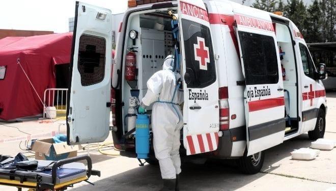COVID-19: En España el número de fallecidos por coronavirus baja de cien por primera vez en dos meses y se sitúa en 87 en la última jornada