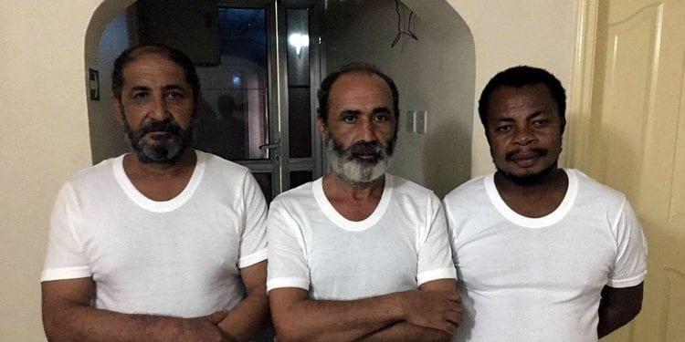 Liberan a los rehenes del secuestro del barco Elobey