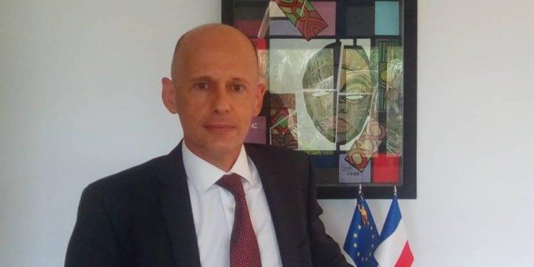 Olivier Brochenin, embajador de Francia en Guinea Ecuatorial