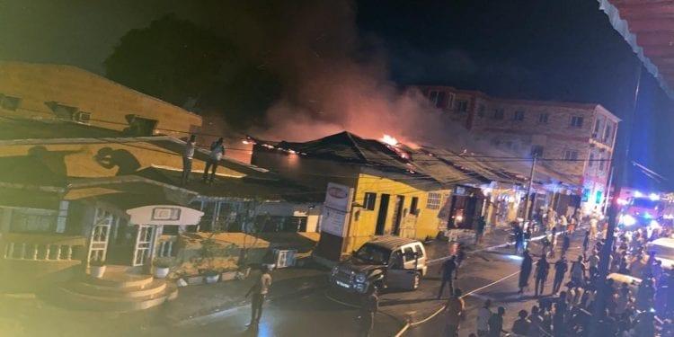 ÚLTIMA HORA: Otro incendio se declara en Elá-Nguema