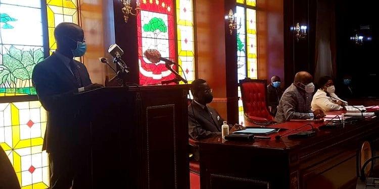 La Cámara de Diputados apueba el Proyecto de Ley que enmienda algunos artículos de la Ley Reguladora de la Actividad Estadistica de Guinea Ecuatorial.