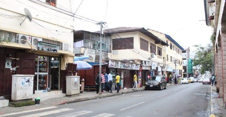 Peligran los comercios de la zona de Pinto en Malabo por tener que pagar íntegro los alquileres, pese a la crisis del Covid-19 el