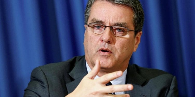Director General de la OMC Roberto Azevedo. / Foto: Net.