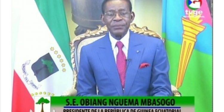 """ULTIMA HORA: """"El desconfinamiento no implica el fin de la pandemia"""" (Obiang Nguema Mbasogo, Presidente de la República de Guinea Ecuatorial"""