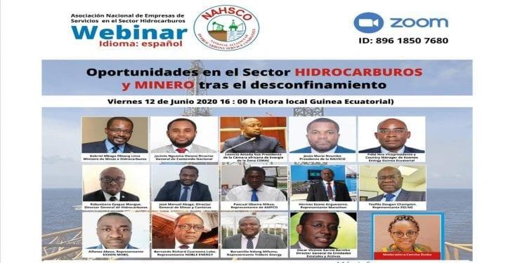 El primer webinar de la NAHSCO sobre oportunidades en el sector hidrocarburos será en español