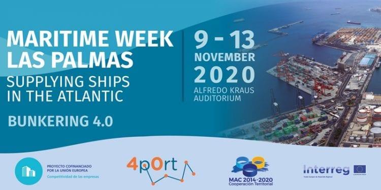 La Maritime Week Las Palmas, de la Fundación Puertos de Las Palmas, tendrá lugar en noviembre en Gran Canaria