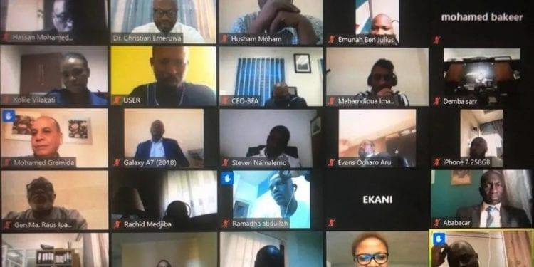 Las partes interesadas del fútbol africano discuten el impacto de COVID-19 en la seguridad