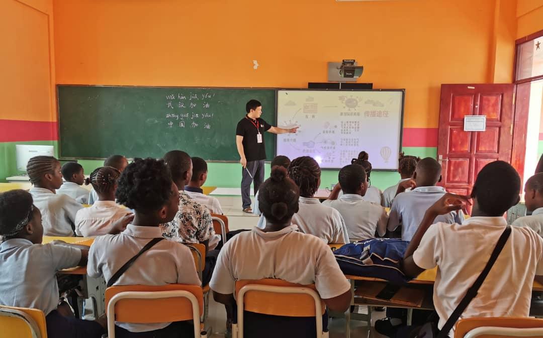 El Instituto Confucio de la UNGE clausura el curso escolar 2019- 2020 con 1300 matriculados