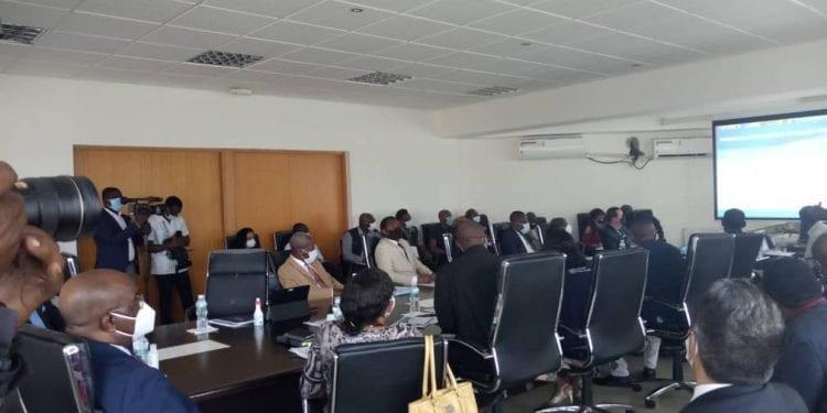 Sanidad pone en marcha el relanzamiento del proceso de publicación de datos de covid-19 en Guinea Ecuatorial