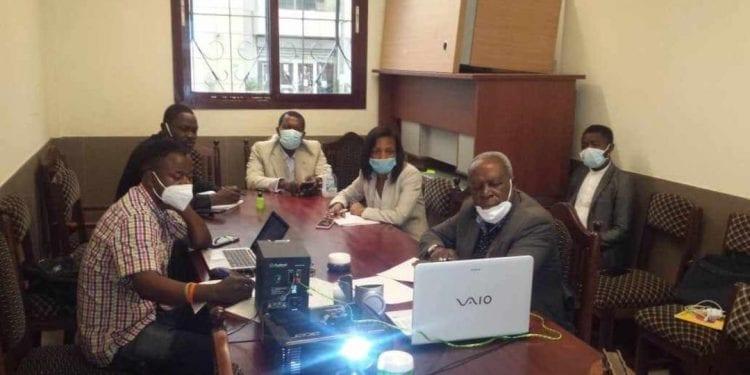 La Federación Ecuatoguineana de Natación (FENA) emprende acciones de colaboración con la Real Federación Española de Natación