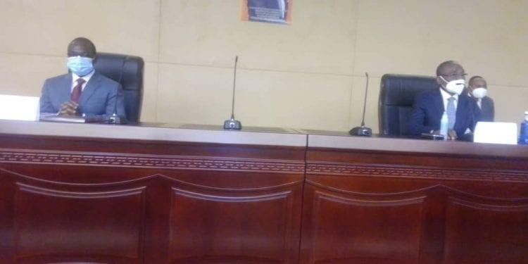 El Ministerio de Obras Públicas celebra su segundo Consejo Directivo del año