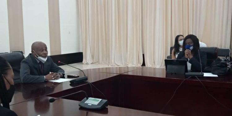PNUD organiza un taller de capacitación sobre el uso de la aplicación zoom como herramienta de trabajo