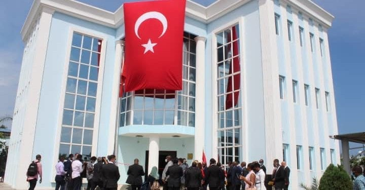Turquía inaugura su Embajada en Guinea Ecuatorial