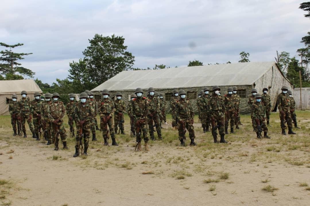 El Vicepresidente de la República visita los batallones ubicados en la Región Continental