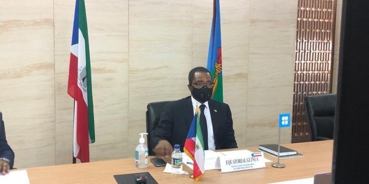 El Ministro de Minas e Hidrocarburos mantiene una videoconferencia con sus homólogos miembros de países de la OPEP