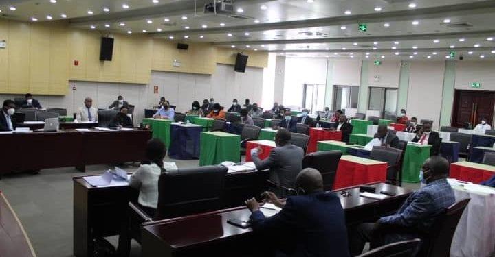 Sanidad y Seguridad defienden sus proyectos presupuestarias ante la Comisión de Control de Gasto